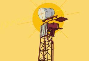 Sonnenkraftwerk Megalim, Israel