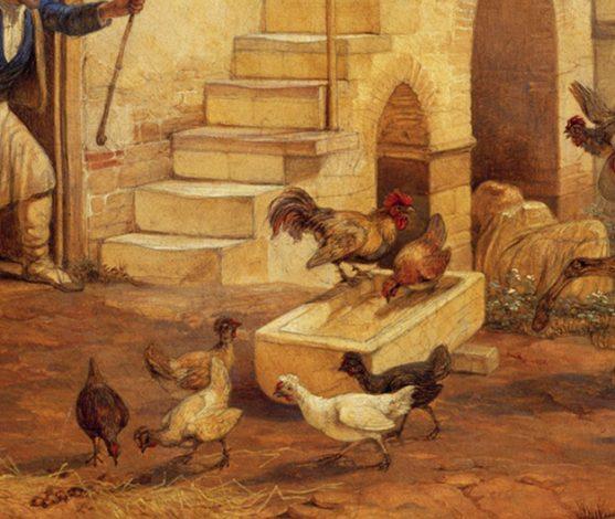 Carl Wilhelm Freiherr von Heideck, Haus in Athen (Ausschnitt),