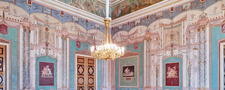 Residenz München, Salon der Königin Therese