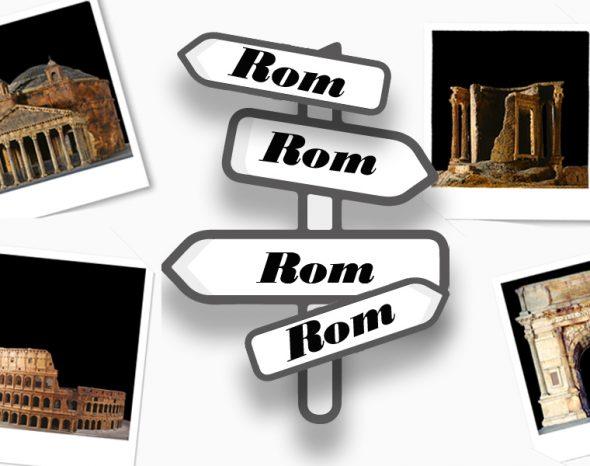 Antike Bauwerke